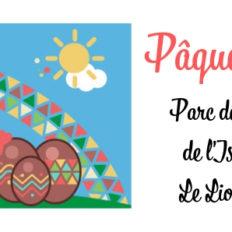 Bannière Baludik Pâques